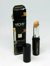 VICHY DERMAFINISH Corrective Stick No. 45 Gold 0.16oz/4.5g NIB - $8.86