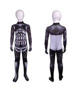 Black Catwoman Costume Superhero Cosplay Party Full Body Zentai Suit - $37.65