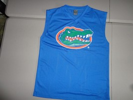 Blue Florida Gators NCAA  Baseball Screen Jersey Men L Excellent - $21.77