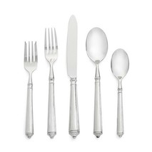 Rialto by Ricci Stainless Steel Flatware Set for 12 Service 60 pieces New - $999.00