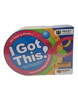 I Got This Game Fat Brain Toy Co Ages 8+ 2-12 players Challenge Competit... - $24.99