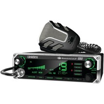 Uniden BEARCAT 880 40-Channel Bearcat 880 CB Radio with 7-Color Display ... - $139.61