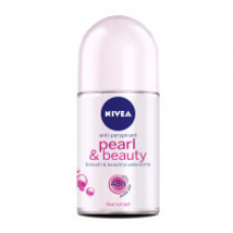 Nivea Anti-perspirant Roll-On Pearl & Beauty Size 25 Ml. - $6.03