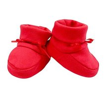 Crib Shoes Double Layer Cotton Small Shoes Baby Shoes Boy Girl Soft Sole Shoes image 1