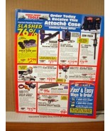 Catalog Harbot Freight Tools catalog 308-D / 2005 - $8.99
