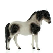 Hagen Renaker Specialty Horse Pinto Stallion Ceramic Figurine