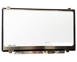 LCD Panel! Compatible With HB140WX1-401 LCD Screen Glossy 14.0 1366X768 ... - $67.99