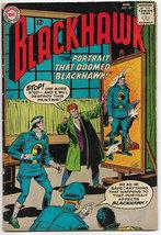 Blackhawk #187 1963 DC (GD) - $4.99