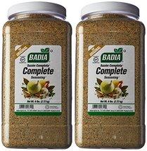Badia Complete Seasoning 6 lbs Pack of 2 - $60.47