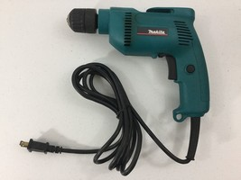 Makita 4.9 Amp 3/8 in. Drill With Keyless Chuck Corded Driver Power Tool - $39.59