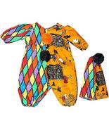 Preemie & Newborn Baby Clown Halloween Costume  - $30.00