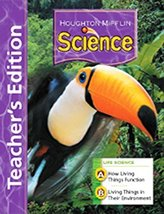 Houghton Mifflin Science: Teacher's Edition Unit Book Level 3 Life 2007 ... - $28.12