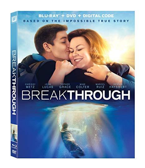Breakthrough (Blu-ray + DVD + Digital]