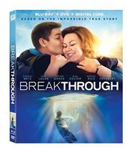 Breakthrough (Blu-ray + DVD + Digital]