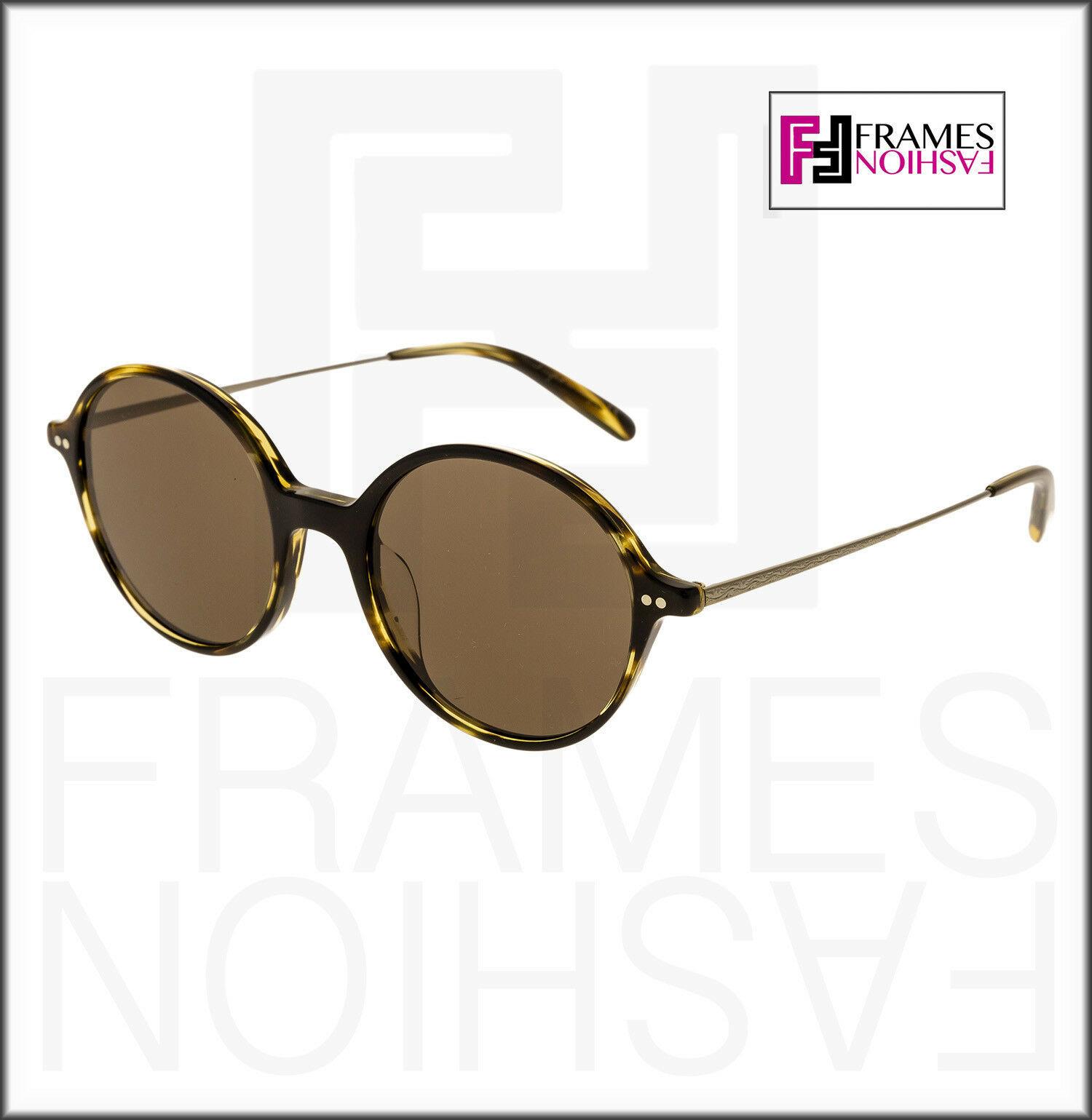 OLIVER PEOPLES CORBY OV5347SU Cocobolo Brown Gold Round Sunglasses 5347 Unisex image 7