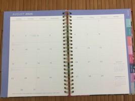 Mintgreen 2020 Planner Monthly Agenda Floral - $19.79