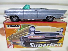 Maychbox 2005 Hershey Toy Show Dealer #50 1957 Lincoln Premiere New In Mint Box - $123.74