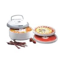 Digital Tray Food Dehydrator Drying Power System Top Mounted Fan Cure Pa... - £61.22 GBP