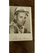 STANLEY DANCER SIGNED AUTO PHOTO HARNESS RACING HALL OF FAME HOF DRIVER ... - $34.99