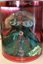 Collector Edition Holiday 1995 Barbie Doll - $6.93