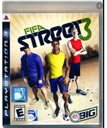 Playstation 3 PS3 FIFA Street 3 Factory Sealed - $36.00