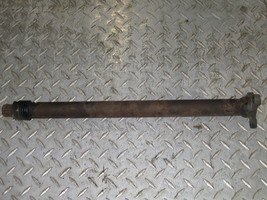 SUZUKI 1997 250 QUAD RUNNER 4X4  FRONT DRIVE SHAFT   PART 22,384 - $35.00