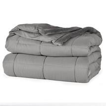 Berkshire Blanket Down Alternative Blanket Full/Queen, Smokey Grey - $129.71