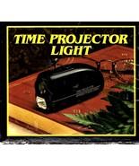 Time Projection Light Flashlight/Calendar/ clock - $4.65