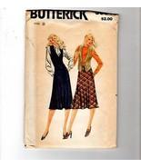 Vtg Butterick Sewing Pattern 3334  - $12.38
