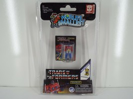 Worlds Smallest Transformers Optimus Prime MIP Autobots Roll Out Hasbro - $14.99