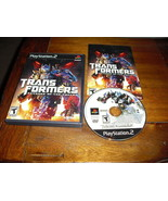 Transformers: Revenge of the Fallen (Sony PlayStation 2, 2009) - $8.90