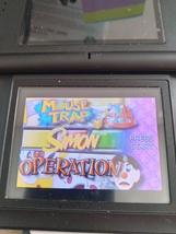 Nintendo Game Boy Advance GBA Operation/Mouse Trap/Simon image 1