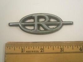 Vintage Metal Car Emblem Buick Riviera [Y61A1] - $13.44
