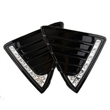 AupTech 2x Car Daytime Running Lights White DRL + Yellow Turn Signal for Ford... - $125.00