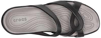Choose SZ//Color Crocs Women/'s Meleen Twist Sandal