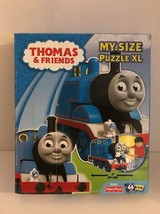 Thomas The Train Tank Engine & Friends My Size Puzzle XL COMPLETE - $8.59