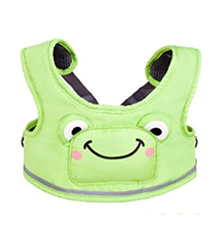 Baby Safe Walking Protective Belt Frog