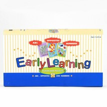 Early Learning FLASHCARD PUZZLES - $23.74
