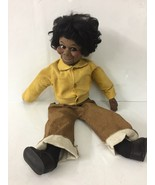 1973 Lester Character Ventriloquist Puppet Doll by Eegee WILLIE TYLER - $93.49
