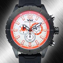 Weil and Harburg Swift  Men's Watch Chronograph Swiss Rhonda 5040 Mvmt.  NIB - $145.48