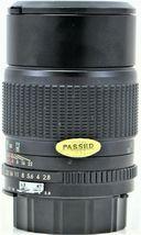 Tamron Multi C F 1:2.8 135mm Camera Lens for Nikon AI With Soft Case image 4