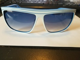 Oliver Peoples Zadie WTCRL Sunglasses White on Blue Blue Gradient SIZE 6... - $53.46