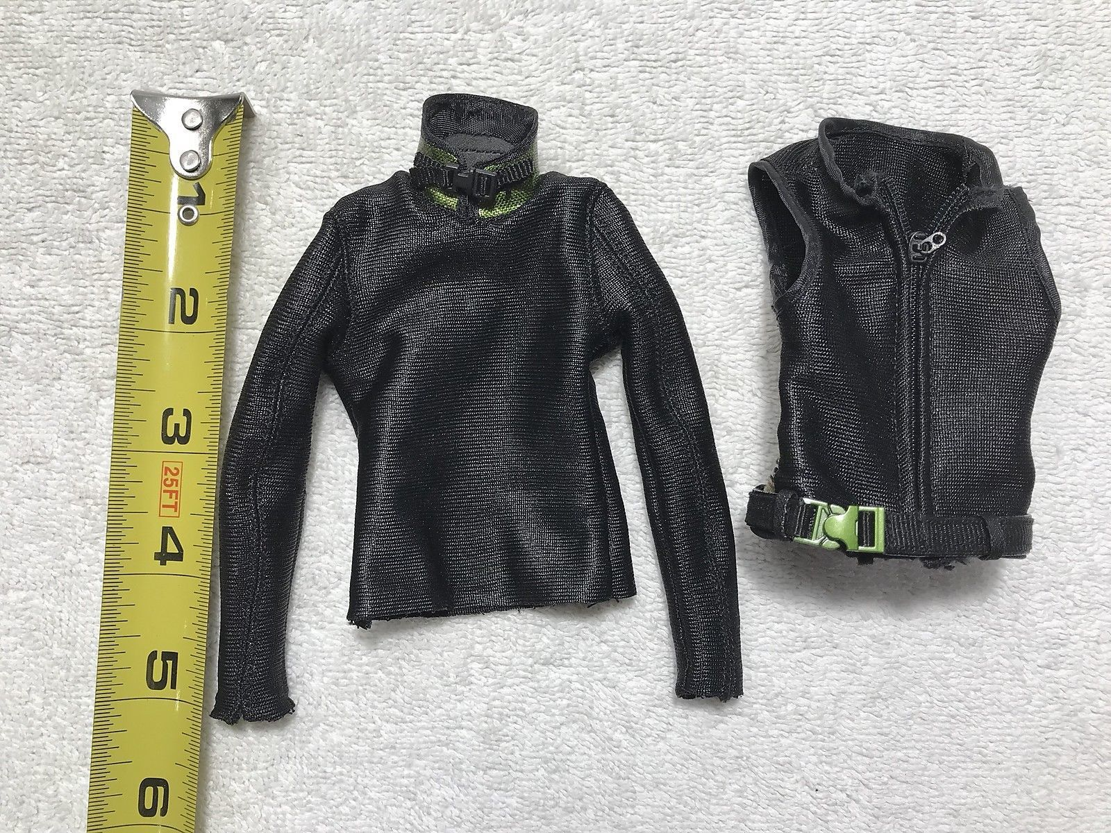 Hot Toys Spider-Man 3 New Goblin Undershirt & Vest Combo 1/6th Scale MMS 151