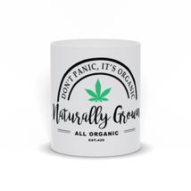 Naturally Funny Cannabis Weed Mug - $11.74