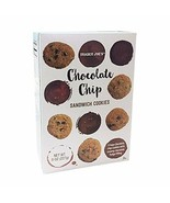 Trader Joe's Chocolate Chip Sandwich Cookies with Creamy Fudge Filling(1... - $12.85