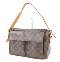 Authentic LOUIS VUITTON Viva Cite GM Monogram Canvas Shoulder Hand Bag #... - $475.00