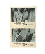 1961 Paris Blues Movie Lobby Cards  #2 and #4 Newman Poitier Woodward - $27.89
