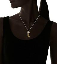 "David Aubrey Hadrien Gold Plated Multi-Stone Pearl Druzy Cluster 16+2"" Necklace image 2"