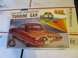 Jo-Han Chrysler Corporation Turbine Car 1/25 scale - $74.99