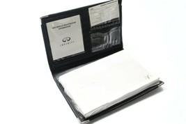 2005 INFINITI G35 SEDAN OPERATOR OWNERS MANUAL BOOK AND CASE P5089 - $48.99